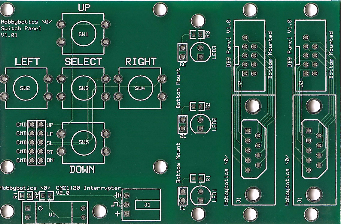 Hobbybotics Reflow Controller V803 Basic Circuit Board Wiring Diagram Toaster Oven Modification