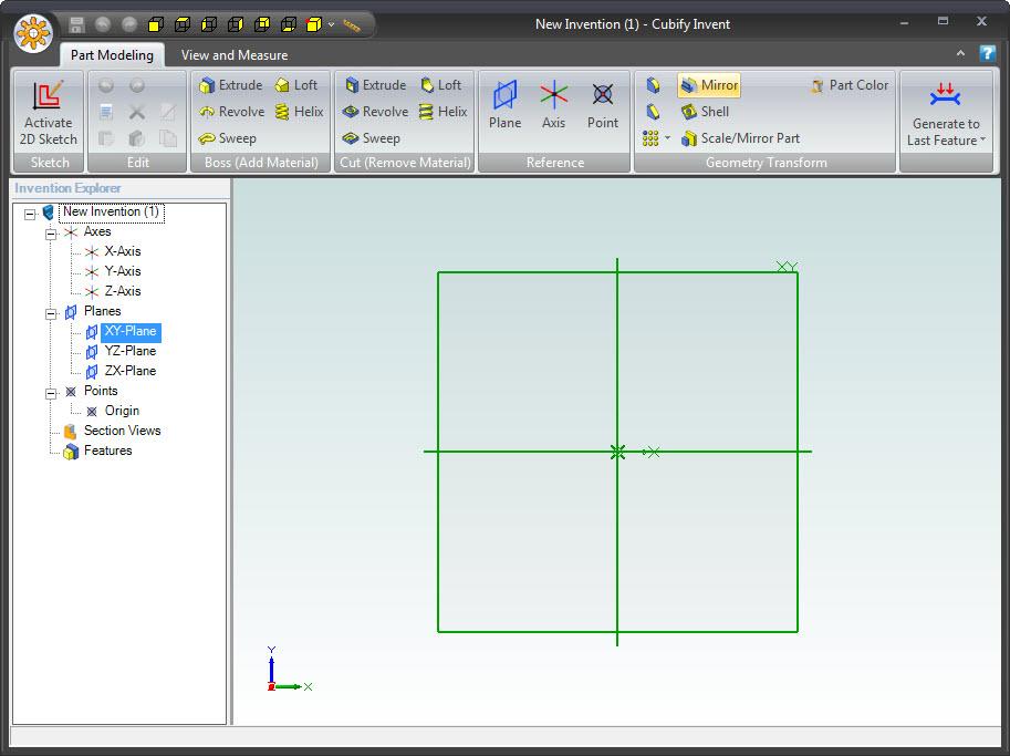 Cubify Invent Design Software